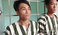 Bắt cặp đôi gây ra 8 vụ trộm, cướp chỉ trong nửa tháng