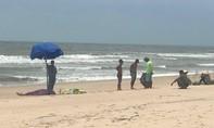 Một du khách người Nga đuối nước tử vong tại Bình Thuận