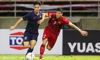 Clip trận Việt Nam hòa Thái Lan ở vòng loại World Cup 2022
