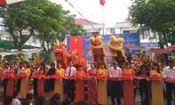 NutiFood tặng trường mới cho các em học sinh nhân dịp khai giảng