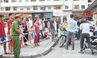 Vụ nổ tại chung cư Linh Đàm khiến 4 người bị thương là do trả thù cá nhân