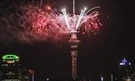 Clip màn bắn pháo hoa chào năm mới 2020 của New Zealand