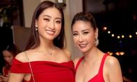 Dàn mỹ nhân hội ngộ Hà Kiều Anh chào năm mới