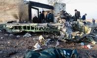 Biểu tình rầm rộ sau khi quân đội Iran bắn rơi máy bay Ukraine