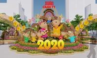 Nhiều đặc sắc đường hoa Nguyễn Huệ xuân Canh Tý 2020
