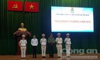 Công đoàn Công an TPHCM: Chăm lo tốt cho đoàn viên