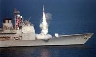 Tàu chiến Mỹ đi qua eo biển Đài Loan, thách thức Trung Quốc