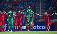 Thái Lan thua Saudi Arabia 0-1, tan mộng ở U23 châu Á