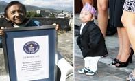 Người đàn ông thấp nhất thế giới qua đời ở tuổi 27