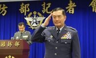 Tướng cấp cao Đài Loan mất tích sau khi trực thăng hạ cánh khẩn cấp