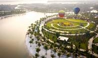 Trải nghiệm bay khinh khí cầu độc đáo giữa lòng Sài Gòn