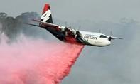 Rơi máy bay chữa cháy rừng ở Úc, 3 người thiệt mạng