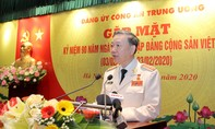 Bộ Công an gặp mặt nhân kỷ niệm 90 năm Ngày thành lập Đảng