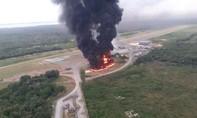 Căn cứ quân sự Mỹ ở Kenya bị tấn công, ba người thiệt mạng