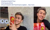 """Sao Việt cùng giới trẻ rần rần bắt trend """"Mượn trà tỏ tình"""" ngày Tết"""