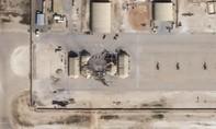 Hình ảnh vệ tinh cho thấy thiệt hại của căn cứ Mỹ tại Iraq
