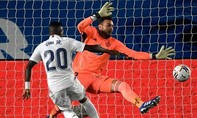 Clip trận Real thắng 1-0, lên nhóm dẫn đầu La Liga