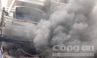 Cứu một nạn nhân bỏng nặng trong vụ cháy nhà tại TPHCM