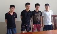 Tạm giam nhóm thu tiền bảo kê ở chợ Long Hải