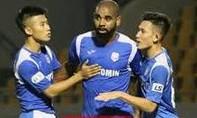 Clip trận Quảng Ninh hạ Bình Dương 3-0 Vòng 1 nhóm A V-League 2020