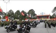 Công an tỉnh Đồng Nai ra quân trấn áp tội phạm, bảo vệ Đại hội Đảng bộ tỉnh