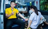 Gần 400 đơn vị máu được hiến tặng tại Ngày hội đỏ Nam A Bank 2020
