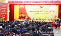 Khai mạc Đại hội đại biểu Đảng bộ tỉnh Tiền Giang lần XI