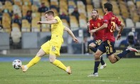 Clip trận Tây Ban Nha thua sốc  Ukraine tại Nations League