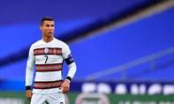 Ronaldo được xác định dương tính với nCoV