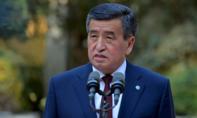 Tổng thống Kyrgyzstan từ chức để lại khoảng trống quyền lực lớn
