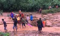 Quảng Trị: Thượng uý Công an hy sinh, 4 người mất liên lạc khi đi cứu dân