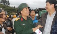 Tiếc thương Thiếu tướng Nguyễn Hữu Hùng, nhớ về cuộc cứu hộ ở Đạ Dâng