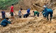 Thêm vụ sạt lở vùi lấp 11 người ở Quảng Nam