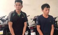 Hai đối tượng gây ra hơn 60 vụ trộm xe máy sa lưới