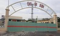 TPHCM: Tiểu thương chợ An Bình bức xúc với mức phí mới