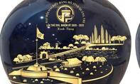 """Quảng Trị dừng mua """"bình tài lộc"""" tặng đại biểu Đại hội Đảng bộ tỉnh"""