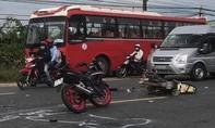 Hai xe máy đối đầu ở Đồng Nai, 3 người thương vong