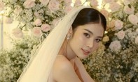 Nam Anh khoe sắc với thời trang cưới