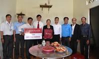 Agribank Lâm Đồng II bàn giao căn nhà tình thương