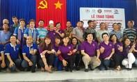 Tặng 3.500 bộ phao cứu sinh trị giá 4,2 tỷ đồng cho ngư dân miền Trung