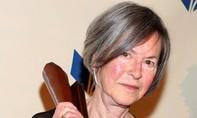 Nobel Văn chương về tay nữ thi sĩ người Mỹ Louise Glück