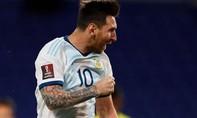Vòng loại World Cup 2022: Messi ghi bàn đem về chiến thắng cho Argentina