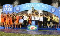 Bình Định đoạt chức vô địch, giành vé lên chơi V.League 2021