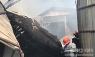 Gỗ mới nhập về xưởng đã bị bả hỏa thiêu rụi, thiệt hại hàng tỷ đồng