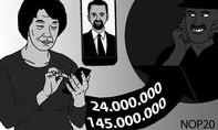 Gần 170 triệu đồng đổi 20.000 USD... ảo