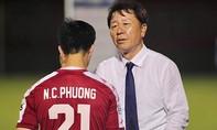 HLV Chung Hae-soung chia tay CLB TP.Hồ Chí Minh