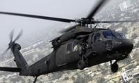 Rơi trực thăng ở Ai Cập, 7 binh sĩ liên quân thiệt mạng