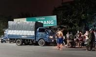 Truy bắt nhóm thanh niên chặn đầu đập phá xe tải ở Tiền Giang