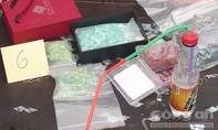 Triệt phá tụ điểm nghi sản xuất ma túy ở Bình Dương