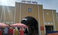 Long An: Chợ Thủ Thừa xây xong, tiểu thương vẫn chưa thể vào bán